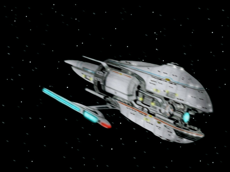 Trek Fan Fiction Eas Star Trek Renegade Ship Gallery
